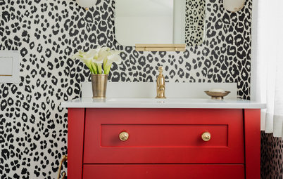 The Most Popular Powder Rooms So Far in 2020