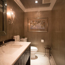 Contemporary Bathroom by Beth Donner Design Group