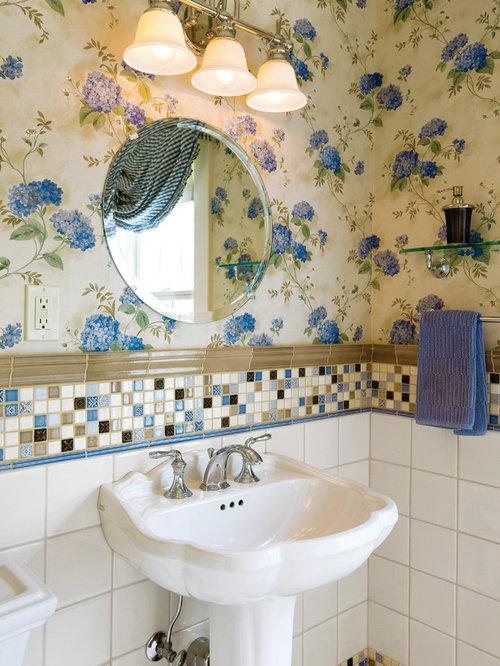 g stetoilette g ste wc mit sockelwaschbecken und mosaikfliesen ideen f r g stebad und g ste. Black Bedroom Furniture Sets. Home Design Ideas