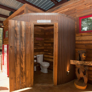 Indoor Outhouse Houzz