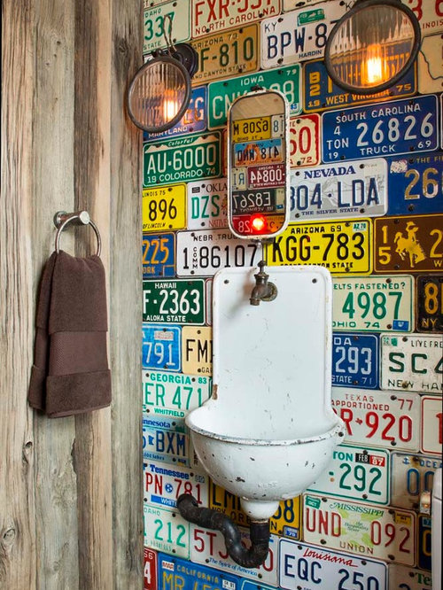 Man Cave Bathroom Ideas, Pictures, Remodel and Decor