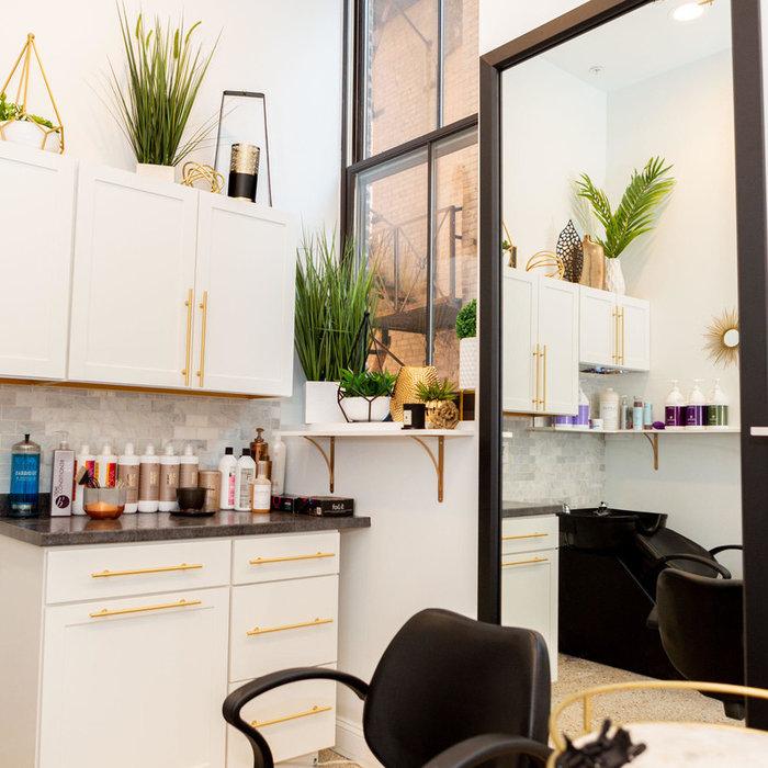 Salon Rooms by Design