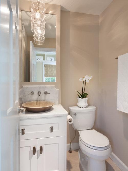 photos et id es d co de wc et toilettes bord de mer avec un wc s par. Black Bedroom Furniture Sets. Home Design Ideas