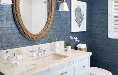 The Most Popular Powder Room Photos of 2016