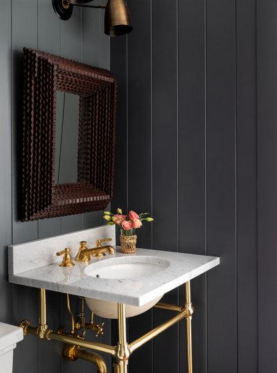 Классический Туалет by Heidi Caillier Design