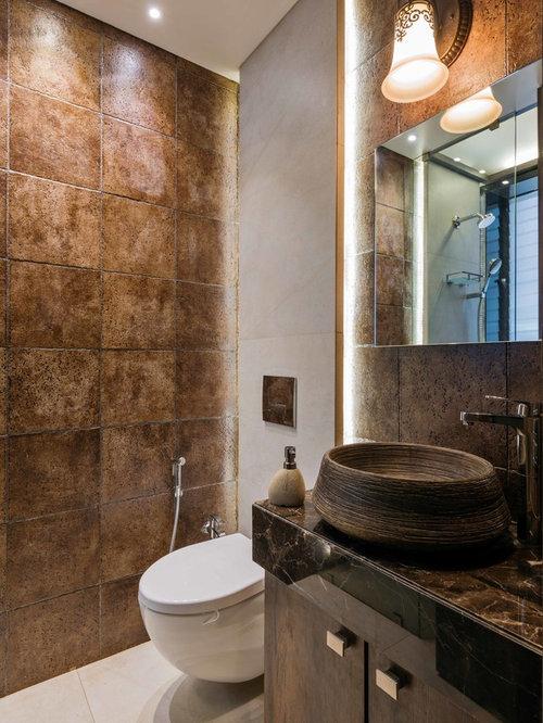 Toilette Mit Integriertem H.Gstetoilette Gste WC: Ideen Fr Gstebad ...