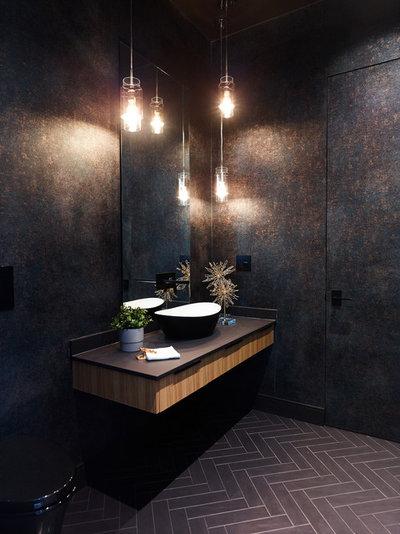 Modern Gästetoilette by Arden Interiors