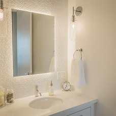 Contemporary Bathroom by Palmerston Design Consultants