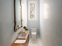 Bagno Stretto E Corto : Arredare un bagno lungo e stretto