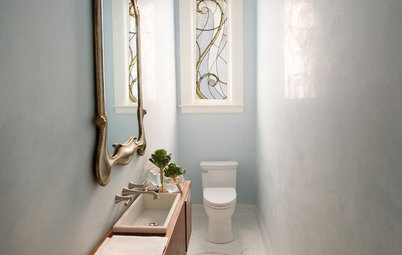House Planning: 6 Elements of a Pretty Powder Room