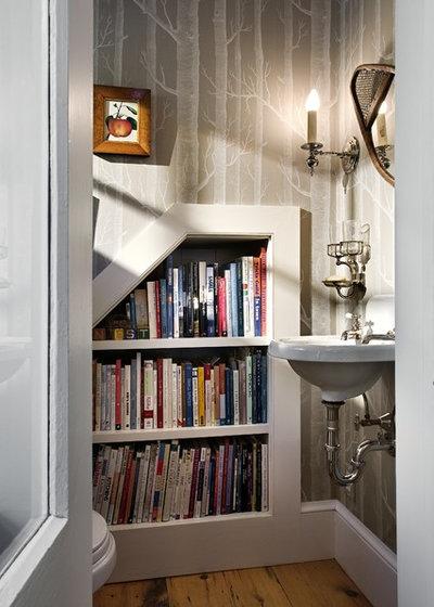 Классический Туалет by Smith & Vansant Architects PC