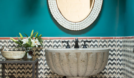 Chic Spaces in Chevron