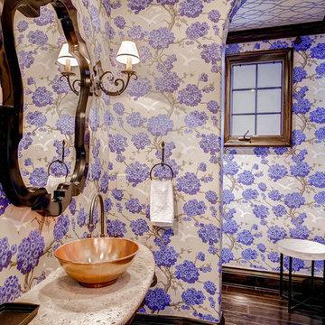 Spanish Mediterranean Masterpiece   Cherry Hills Village Buell Mansion Colorado