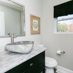 Bathroom Remodeling Contemporary Powder Room Los