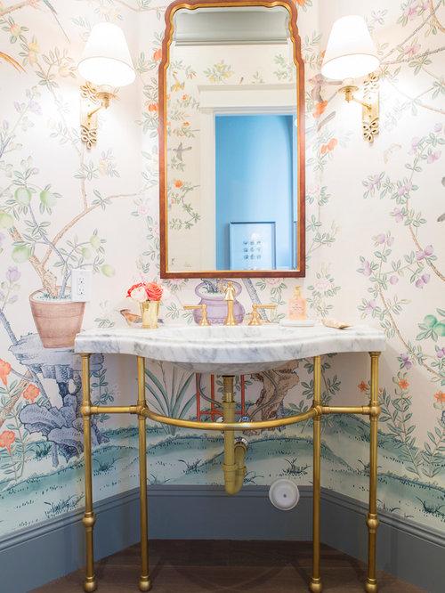 g stetoilette g ste wc mit waschtisch aus marmor und waschtischkonsole ideen f r g stebad. Black Bedroom Furniture Sets. Home Design Ideas