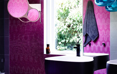 18 Beyond-Ordinary Bathrooms From Around the World