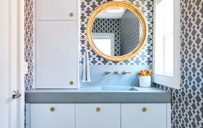 Picture Perfect: 40 Dazzling Powder Rooms From Around the Globe