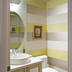 Striped Walls | Houzz