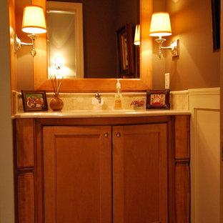 На фото: туалеты в классическом стиле