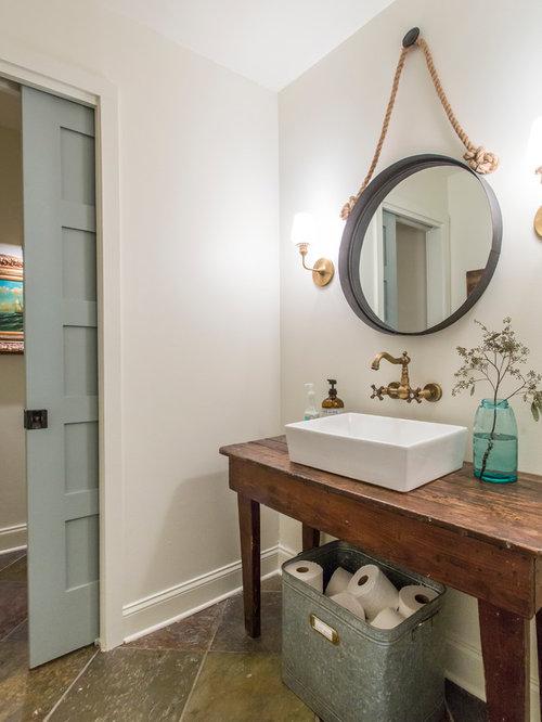 g stetoilette g ste wc im landhausstil ideen f r g stebad und g ste wc design houzz. Black Bedroom Furniture Sets. Home Design Ideas