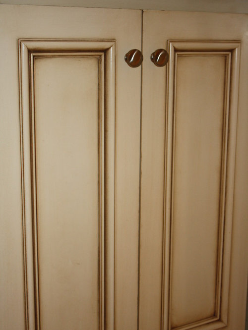 faux finish cabinets home design ideas pictures remodel and decor