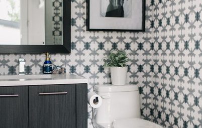 New This Week: 11 Perfect Powder Rooms