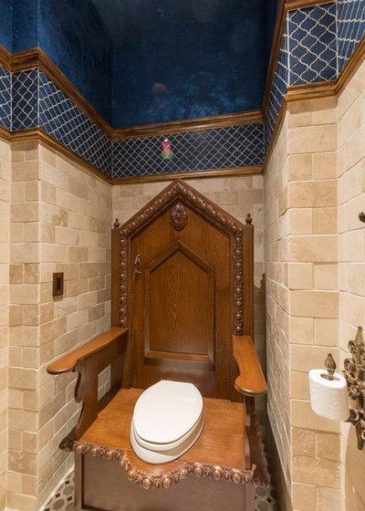 Классический Туалет by DSI-designs