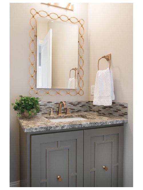 g stetoilette g ste wc mit granit waschbecken waschtisch und grauen schr nken ideen f r. Black Bedroom Furniture Sets. Home Design Ideas
