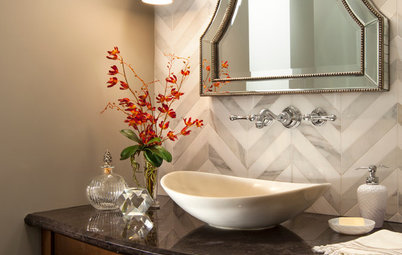 What is the Right Height for Sink, Mirror & Other Bathroom Fixtures?