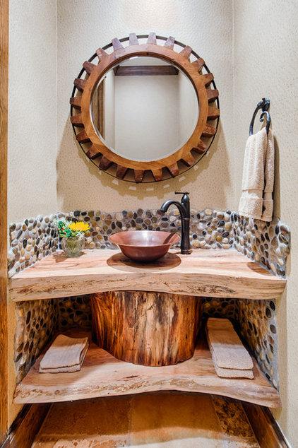 Traditional Bathroom by Wamhoff Design | Build