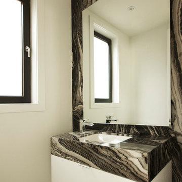 Townsgate Powder Room Vanity