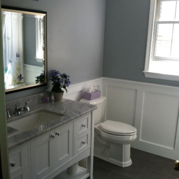 Traditional Bathroom project