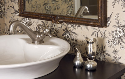 Fancy Bathroom Sinks Ways to Think Outside the Bathroom Sink Box