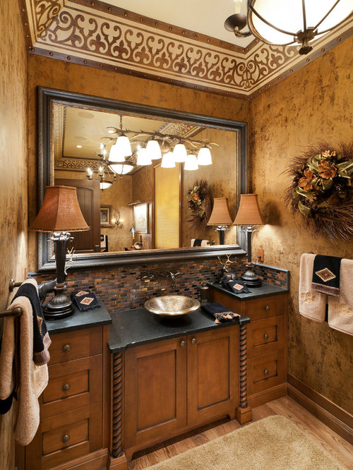 Thick molding home design ideas pictures remodel and decor - Pictures of bathroom designs ...