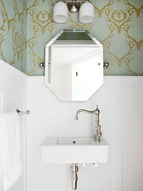 Small Powder Room Design Ideas Renovations Amp Photos
