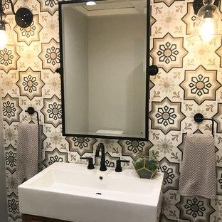 Transitional bathroom & powder room Redondo Beach