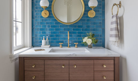 Trending Now: Ideas From the Top New Powder Rooms