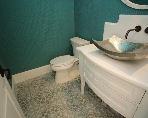 g stetoilette g ste wc mit marmor waschbecken waschtisch und mosaikfliesen ideen f r g stebad. Black Bedroom Furniture Sets. Home Design Ideas