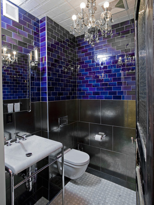 SaveEmail. Purple Tile Ideas  Pictures  Remodel and Decor