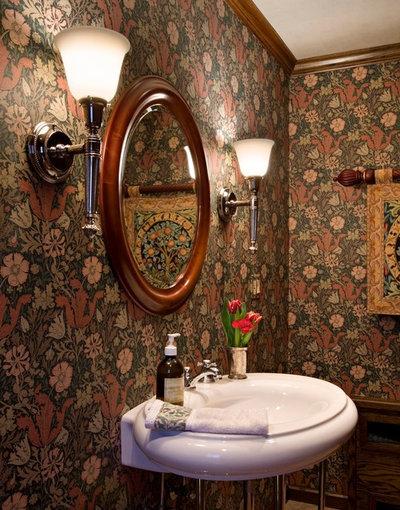Klassisk Toalett by Belle Maison Interior Design