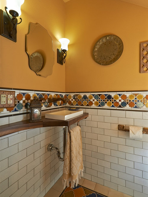 Mexican Bathroom Ideas, Pictures, Remodel And Decor