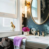Are These the Most Stylish Powder Rooms You've Ever Seen?