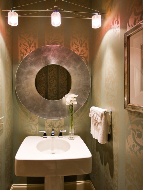 Powder room pedestal sink home design ideas pictures - Powder room sink ideas ...