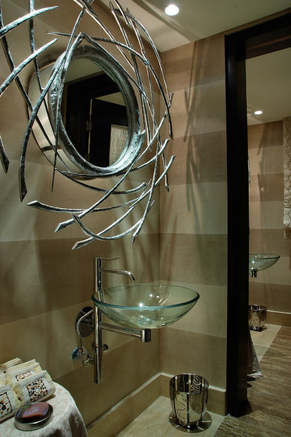 modern powder room utopia projects