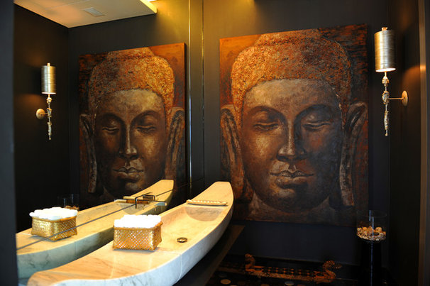 Asian Powder Room utopia projects