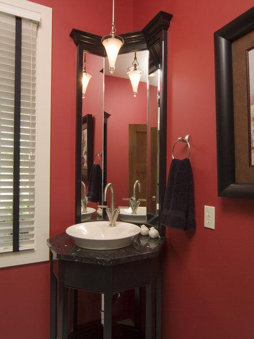 Grand Rapids Powder Room Design Ideas Remodels Photos
