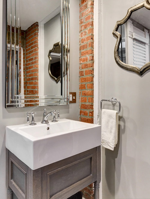 Exposed Brick Ideas Pictures Remodel And Decor