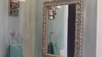 Vicki Paynes Master Bathroom