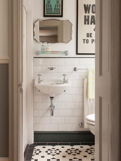 kleine klassische g stetoilette g ste wc ideen f r g stebad und g ste wc design. Black Bedroom Furniture Sets. Home Design Ideas