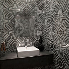Modern Powder Room by Urbanspace Interiors
